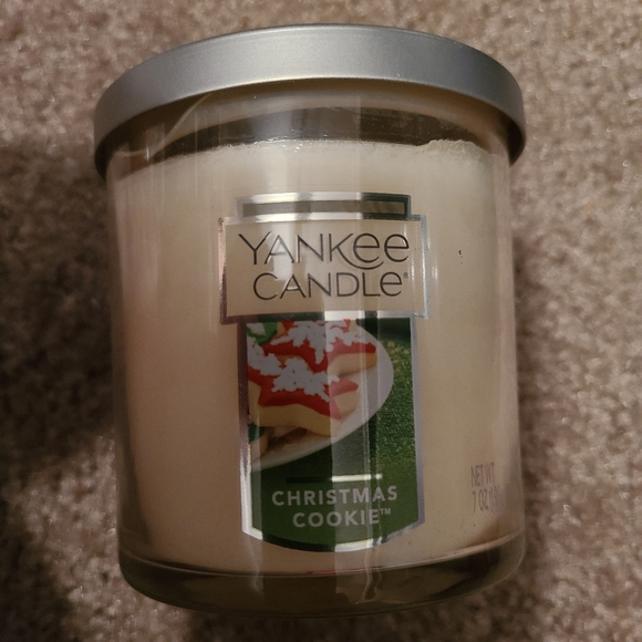New Christmas Cookie Yankee Candle